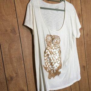 Old Navy owl t-shirt. EUC